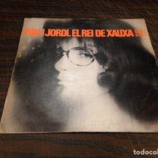 Discos de vinilo: PAU RIBA - PAU I JORDI -. Lote 75803439