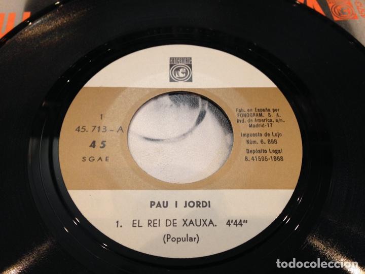 Discos de vinilo: PAU RIBA - Pau i Jordi - - Foto 5 - 75803439