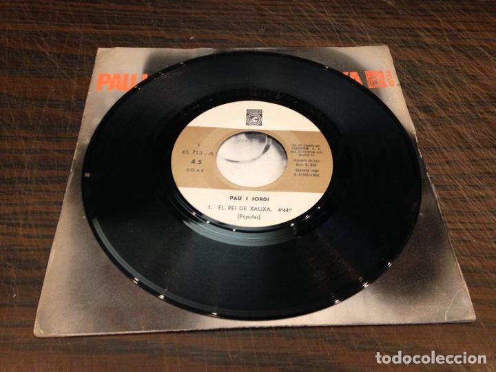 Discos de vinilo: PAU RIBA - Pau i Jordi - - Foto 6 - 75803439