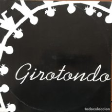 Discos de vinilo: THE PLASTIC TOYS - GIROTONDO . 1992 ITALY. Lote 75812223