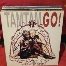 Discos de vinilo: TAM TAM GO! ?– VIDA Y COLOR. Lote 75831795