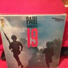 Discos de vinil: PAUL HARDCASTLE ?– 19 (EXTENDED VERSION). Lote 75834235