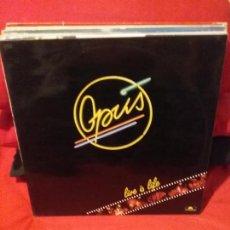 Discos de vinilo: OPUS ?– LIVE IS LIFE. Lote 75837607