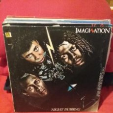 Discos de vinilo: IMAGINATION ?– NIGHT DUBBING (SPECIAL REMIXED VERSIONS). Lote 75837939