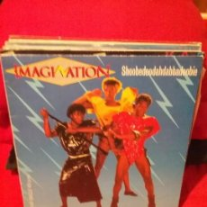 Discos de vinilo: IMAGINATION ?– SHOOBEDOODAHDABBADOOBIE. Lote 75838063