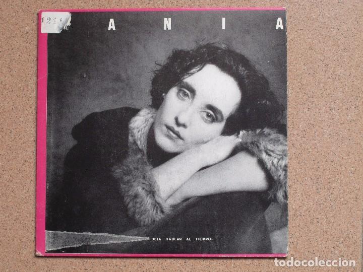 FANIA - DEJA HABLAR AL TIEMPO (Música - Discos de Vinilo - Maxi Singles - Solistas Españoles de los 70 a la actualidad)