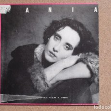 Discos de vinilo: FANIA - DEJA HABLAR AL TIEMPO. Lote 75840515