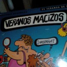 Discos de vinilo: RA. LP.DISCO VINILO.VERANOS MACIZOS,2 DISCOS. Lote 75841267