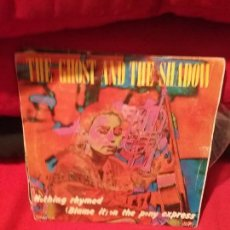 Discos de vinilo: THE GHOST AND THE SHADOW. Lote 75842843