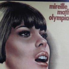 Discos de vinilo: MIREILLE MATTHIEU OLYMPIA. Lote 71158706