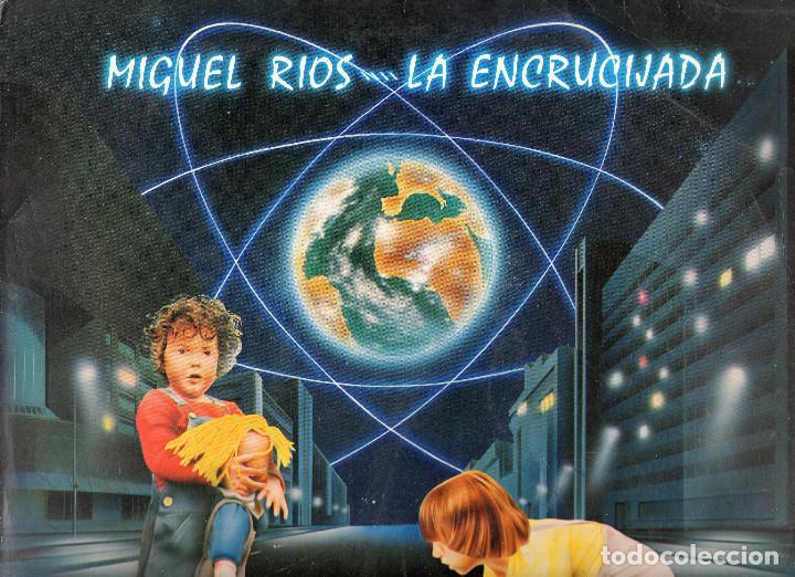 VESIV LP MIGUEL RIOS LA ENCRUCIJADA (Música - Discos - LP Vinilo - Rock & Roll)