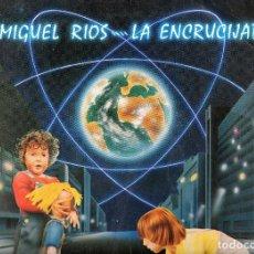 Discos de vinilo: VESIV LP MIGUEL RIOS LA ENCRUCIJADA. Lote 75861863