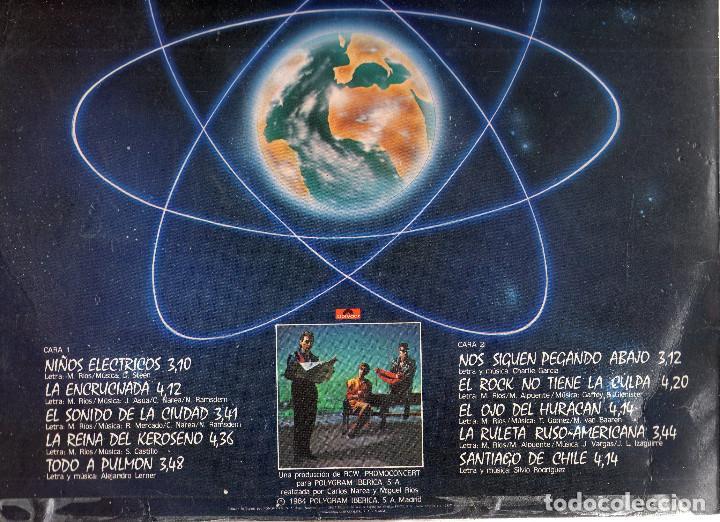 Discos de vinilo: VESIV LP MIGUEL RIOS LA ENCRUCIJADA - Foto 2 - 75861863