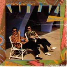 Discos de vinilo: VIRUTA – POR QUÉ SERÁ - SINGLE ARIOLA 1984. Lote 75881951