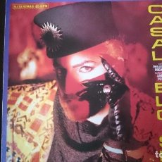 Discos de vinilo: CASAL-ELOISE-MAXI 1987. Lote 75897635