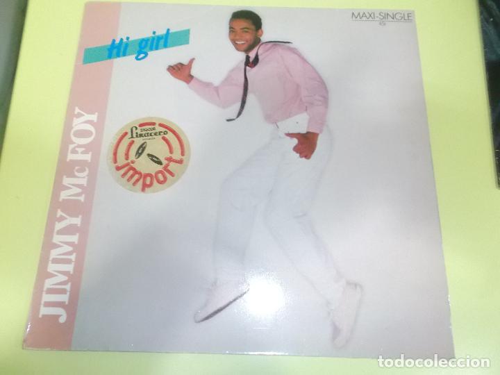 jimmy mc foy hi gril hi grild dj mix ariola comprar discos maxi
