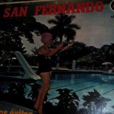 Discos de vinilo: RA. LP.DISCO VINILO___SAN FERNANDO/. Lote 75926651