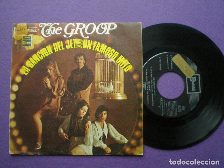 The groop -jet song +1 - single promo statesid - Sold