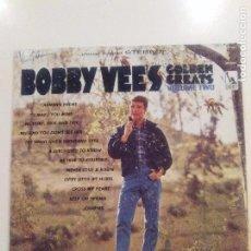 Discos de vinilo: BOBBY VEE GOLDEN GREATS VOLUME TWO ( 1966 LIBERTY USA ) ORIGINAL BUEN ESTADO GENERAL. Lote 75936755