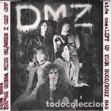 Discos de vinilo: DMZ – LIFT UP YOUR HOOD REPRESS 1991. Lote 75952487