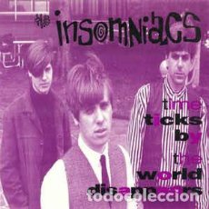 Discos de vinilo: THE INSOMNIACS – TIME TICKS BY / THE WORLD DISAPPEARS. Lote 75954115