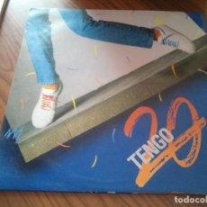 Discos de vinilo: TENGO 20. MAXI SINGLE PROMO EN BUEN ESTADO. . Lote 75965415