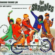 Discos de vinilo: THE SHAMBLES – INNOCENCE BECOMES YOU. Lote 75972783