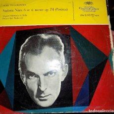 Discos de vinilo: SINFONIA NUMERO 6 EN SI MENOR. PETER TSCHAIKOWSKY. . Lote 75976095