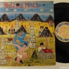Discos de vinilo: TALKING HEADS, LITTLE CREATURES ORIGINAL 1985. Lote 164266394