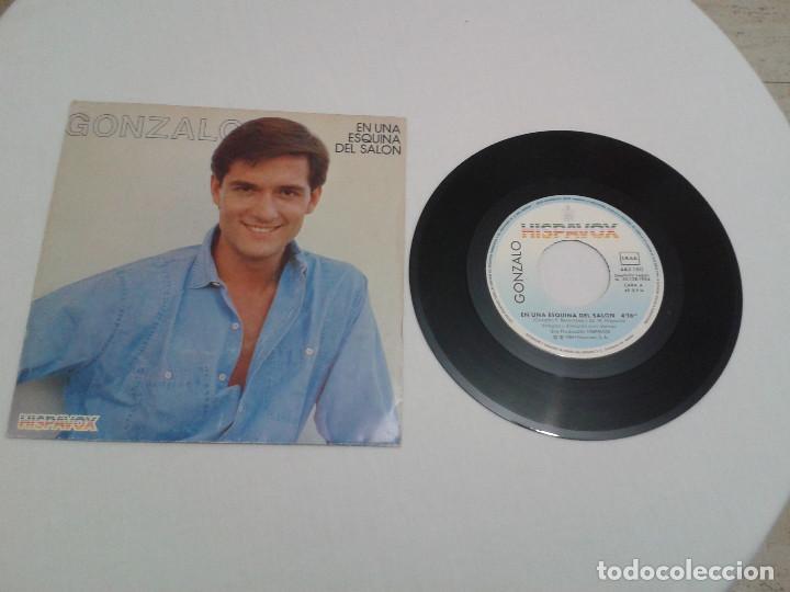 Discos de vinilo: VINILO - SINGLE - PACK DE 3 SINGLES - MIQUEL BROWN - LIME - GONZALO - AÑOS 80 - Foto 5 - 75984451