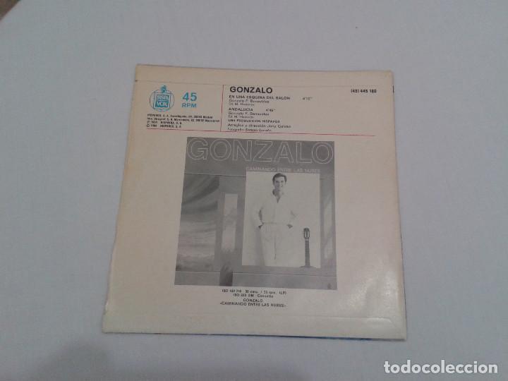 Discos de vinilo: VINILO - SINGLE - PACK DE 3 SINGLES - MIQUEL BROWN - LIME - GONZALO - AÑOS 80 - Foto 6 - 75984451