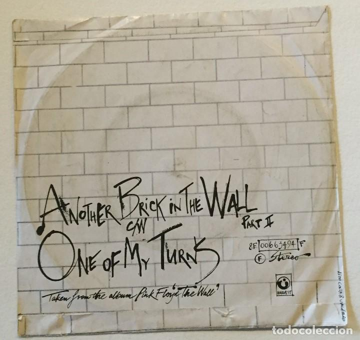 Discos de vinilo: Pink Floyd - Another brick in the wall - Foto 2 - 75987727