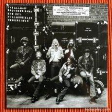 Discos de vinilo - THE ALLMAN BROTHERS BAND - THE 1971 FILLMORE EAST RECORDINGS 180g 4LP Box Set Precintado - 76016343