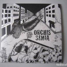 Discos de vinilo: LP + CD - H.C. / CRUST - ORCHIS SIMIA - 2016. Lote 76022911