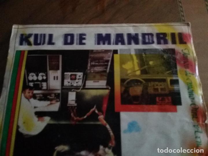 Discos de vinilo: KUL DE MANDRIL JAMON DE MONO DISCOS KRIMINALES - Foto 2 - 65955998