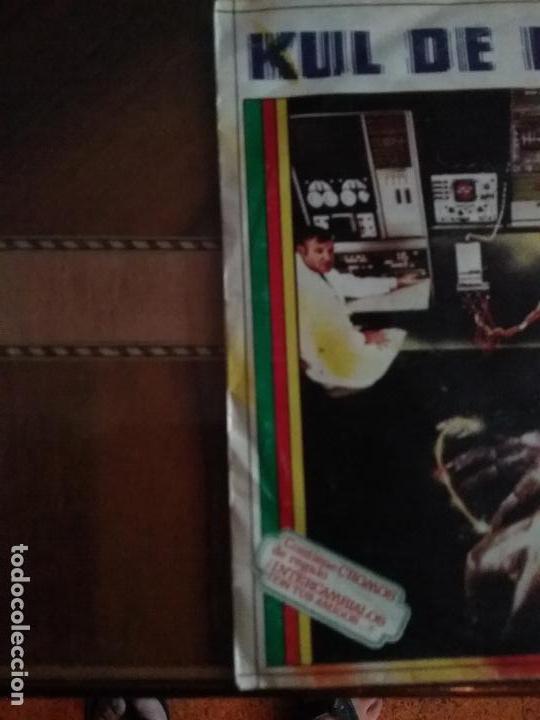 Discos de vinilo: KUL DE MANDRIL JAMON DE MONO DISCOS KRIMINALES - Foto 11 - 65955998