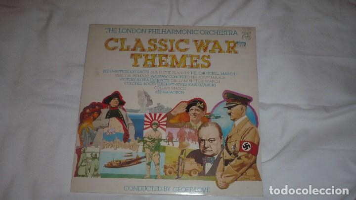 CLASSIC WAR THEMES - DISCO VINILO (Música - Discos de Vinilo - Maxi Singles - Orquestas)