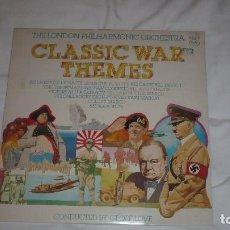 Discos de vinilo: CLASSIC WAR THEMES - DISCO VINILO. Lote 76024163