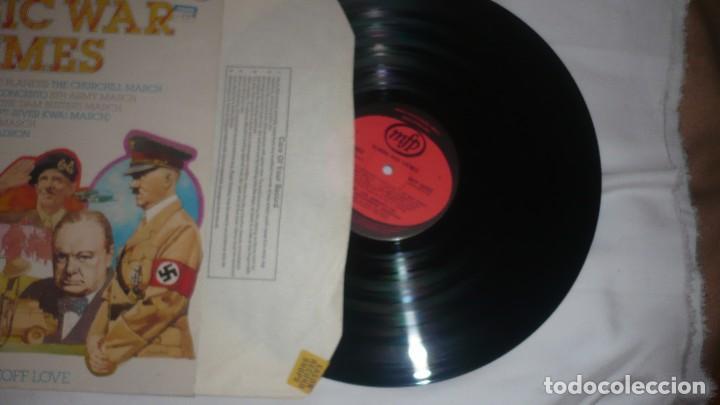 Discos de vinilo: CLASSIC WAR THEMES - DISCO VINILO - Foto 2 - 76024163