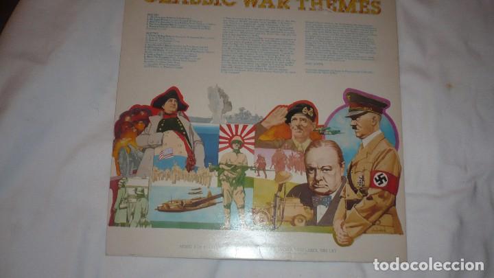 Discos de vinilo: CLASSIC WAR THEMES - DISCO VINILO - Foto 3 - 76024163