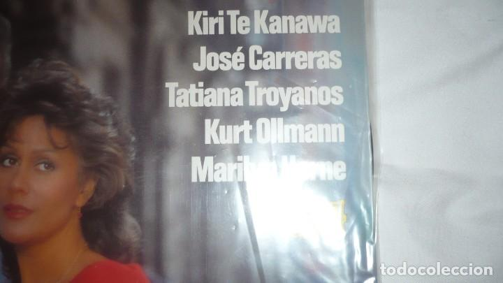 Discos de vinilo: WEST SIDE STORY JOSÉ CARRERAS LEONARD BERNSTEIN - Foto 2 - 76026063