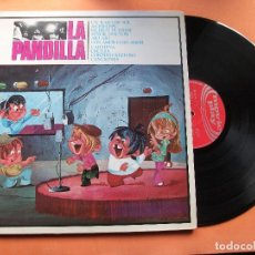 Discos de vinilo: LA PANDILLA LA PANDILLA LP SPAIN 1970 PDELUXE . Lote 76027903