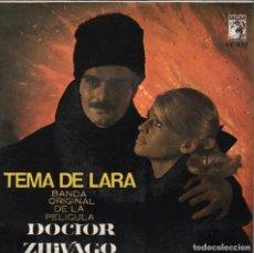 Discos de vinilo: DOCTOR ZHIVAGO - TEMA DE LARA - YURI HUYE..EP MGM DE 1966 RF-1748//2 , BUEN ESTADO. Lote 76031995