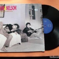 Discos de vinilo: ELKIN & NELSON EXPRESIONES LP SPAIN 1992 PDELUXE. Lote 76032171