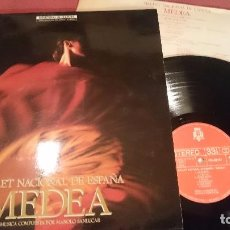 Discos de vinilo: MEDEA,,BALLET NACIONAL DE ESPAÑA,,LP. Lote 98247299