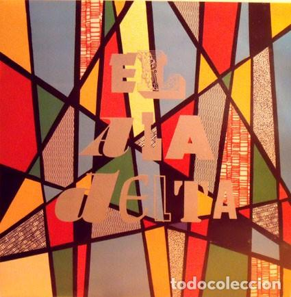 EL ALA DELTA MAXI LP 1989 SEGURIDAD SOCIAL (Música - Discos de Vinilo - Maxi Singles - Grupos Españoles de los 70 y 80)