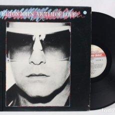 Discos de vinilo: DISCO LP DE VINILO - ELTON JOHN. VICTIM OF LOVE - MCA RECORDS, 1979. Lote 76079559