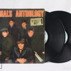 Discos de vinilo: 2 DISCOS / DOBLE LP DE VINILO - ANIMALS ANTHOLOGY 1964-1965 - PATHÉ MARCONI / EMI. FRANCIA, 1976. Lote 76080087