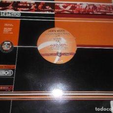Discos de vinilo: JOHN REES CLUBART AQUALITE REMIX TECNO CLUB TALLA 2XL. Lote 76087395