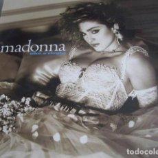 Discos de vinil: MADONNA-LIKE A VIRGIN-EDICION ESPAÑOLA-CONTIENE ENCARTE. Lote 240006170